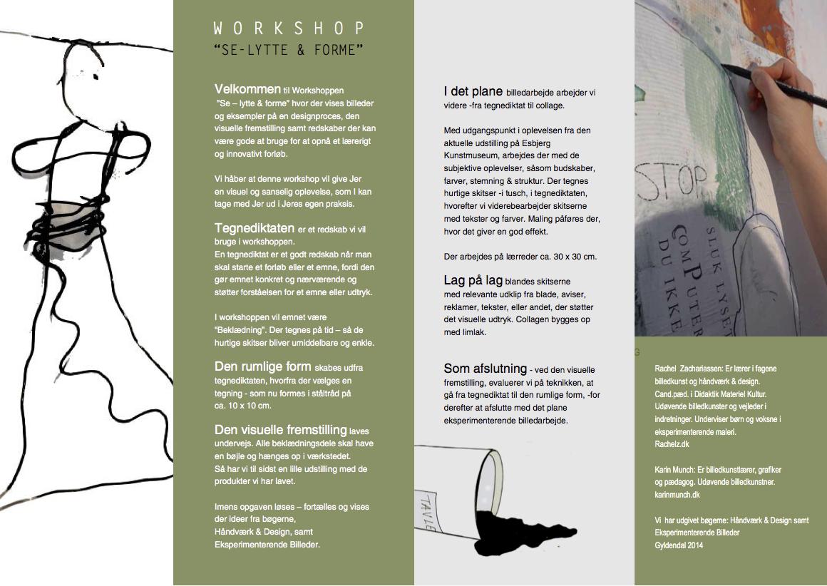 Workshop i Esbjerg
